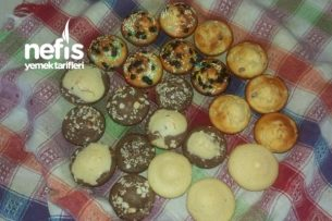 Muffin Topkek Tarifi