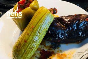 Dolma (Biber Patlıcan Kabak) Tarifi