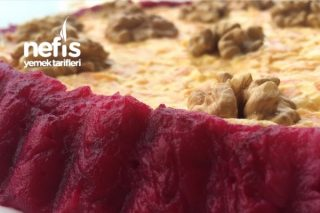 Pancarlı Patatesli Salata Tarifi