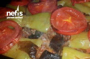 Sağlıklı Diyabetik Diyet Patlıcanlı Köfte Tarifi