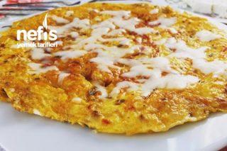 Kahvaltılık Domatesli Yumurta Tarifi