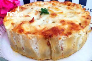 Makarna Pastası Tarifi