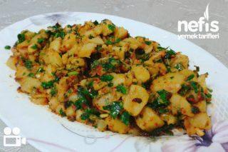 Patates Salatası (Videolu) Tarifi