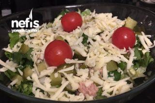 Tonbalıklı Patates Salatası Tarifi