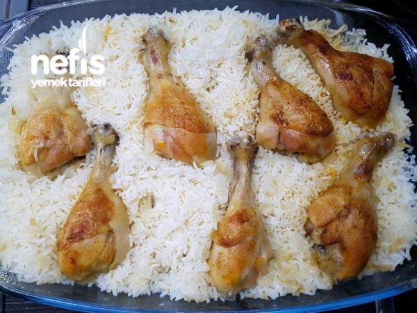 Fırında Tavuk Kapama