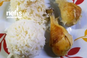 Fırında Tavuk Kapama Tarifi