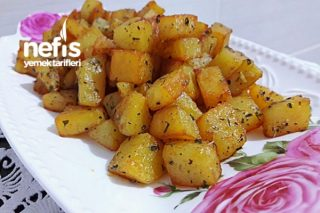 Pratik Patates Kavurma Tarifi