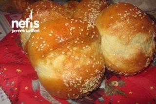 Puf Puf Sütlü Ekmekler Tarifi
