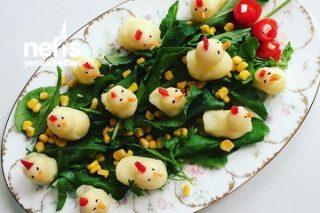 Sevimli Patates Tarifi