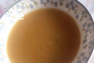 Bol Vitaminli Mercimek Çorbası Tarifi