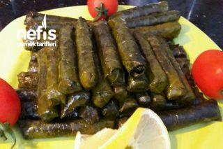 Farklı Pişirme Şekliyle Yaprak Sarma Tarifi