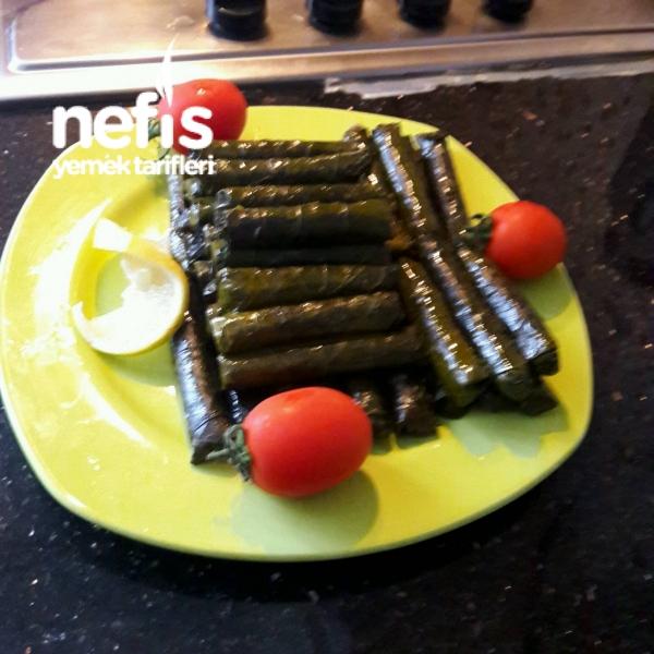 Farklı Pişirme Şekliyle Yaprak Sarma