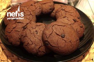 Çok Çikolatalı Kurabiye Tarifi