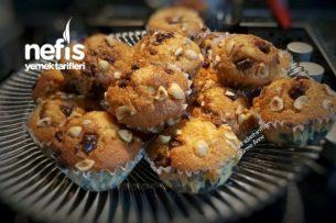 Fındıklı Çikolatalı Muffin Tarifi