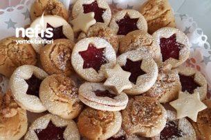 Marmelatlı Noel Kurabiyeleri Tarifi