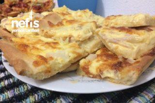 Soğanlı Pizzam (Nefis Bir Lezzet) Tarifi