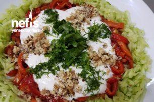 Begoviç Salatası Tarifi
