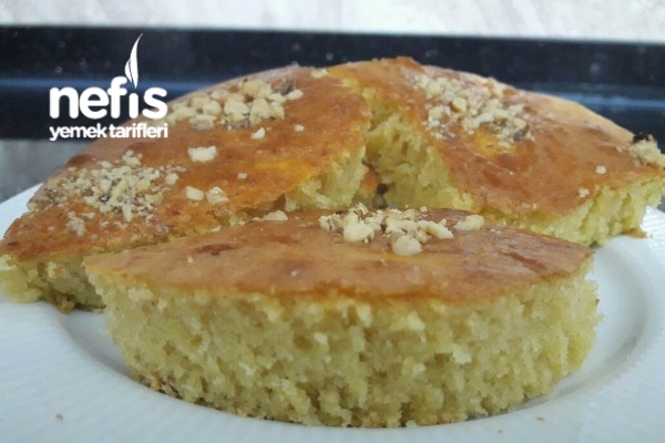 Kaşık Pastası (Siirt Yöresi) (videolu) Tarifi