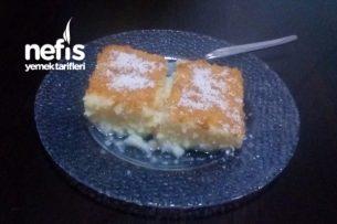 Şerbeti Soğuk 3 Dakika Tatlısı Tarifi