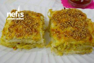 Altı Üstü Milföy Börek (Harika Bir Lezzet) Tarifi