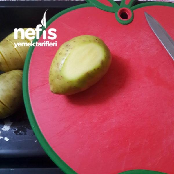 Yelpaze Patates(Nefis Aperatif)
