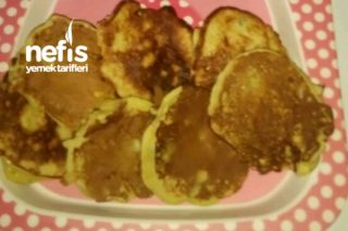 Avokadolu Muzlu Pancake (8+) Tarifi