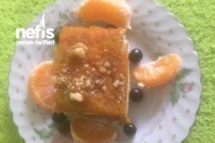 Nefis Balkabaklı Bisküvi Pastası Tarifi