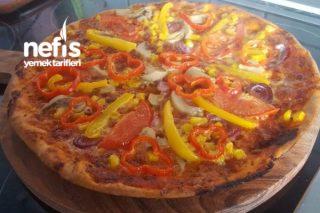 Nefiz Pizza Tarifi