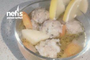Şahane Havuç Ve Patatesli Köfte Sulusu (Çorbası) Tarifi