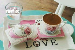 Türk Kahvesi Tarifi
