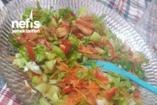 Akdeniz Salatam Tarifi