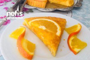 Kolay Portakallı Nefis Kek Tarifi