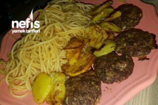 Nefis Köfte Patates (Fırında Yağsız) Tarifi