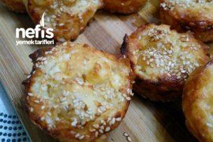 Pratik Kırpık Börek (Muffin Kalıbında) Tarifi