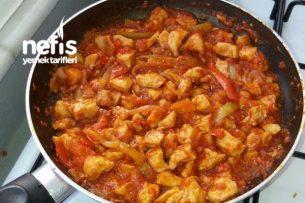 Yunan Usulü Tavuk Sote (Bekrimeze) Tarifi