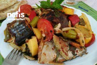 Karadenizin İncisi Bol Sebzeli Palamut Ekşilisi (Trabzon) Tarifi