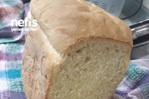Ev Ekmeği Tarifi (Kendi Ekmeğimizi Kendimiz Yapıyoruz)