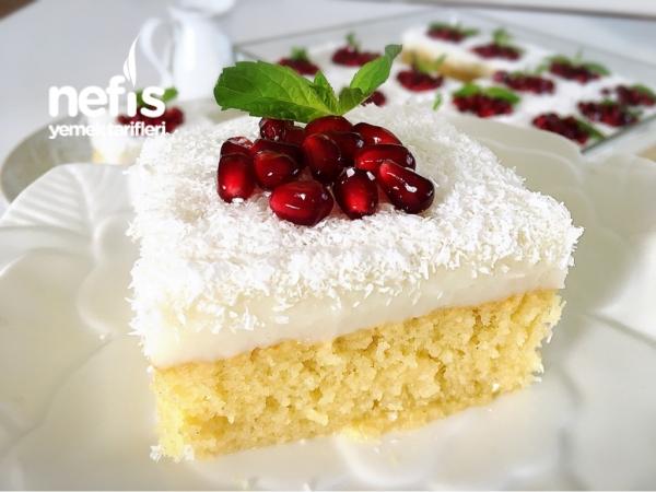 Şerbet-i Sütlü Tatlı (Videolu)