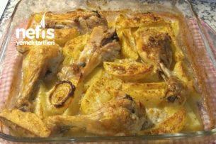 Fırında Tavuk But Tarifi