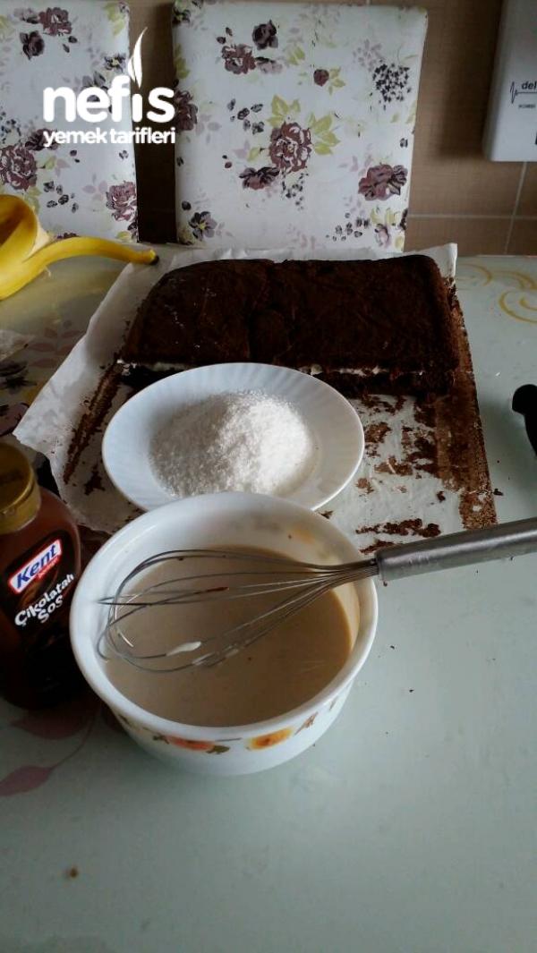 Muzlu Halley Pastası