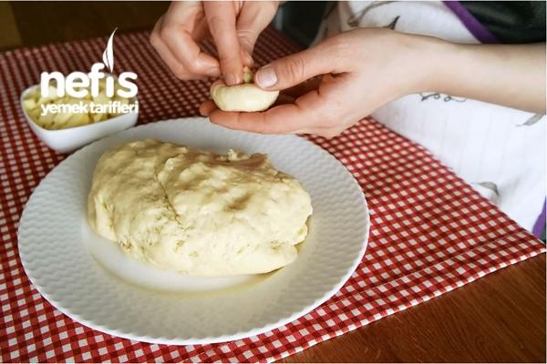 Peynirli Tuzlu Kurabiyeler