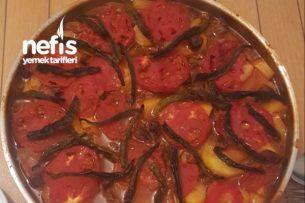 Fırında Etli Patates Tarifi