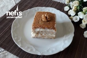 Hurmalı Bisküvi Pastası Tarifi