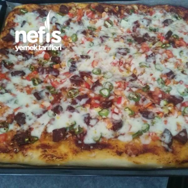 Nefis Çok Lezzetli Pizza