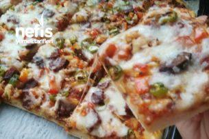 Nefis Çok Lezzetli Pizza Tarifi