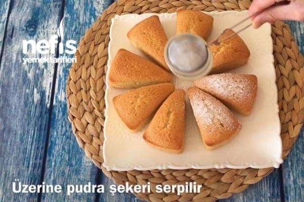 Sodalı Pamuk Kek (kabarma Garantili)