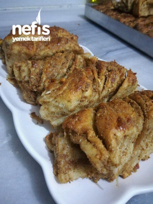 Tel Tel Haşhaşlı Çörek