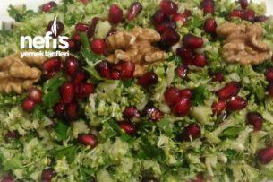 Brokoli Salatası Muhteşem Tarifi