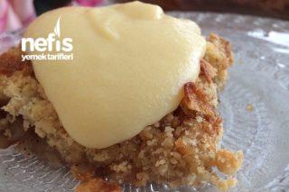 Custard (Kıtır Elma Ve Kek Üstü Sos) Tarifi