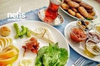 Ekmek Köfteli (Laleli Kahvaltı ) Tarifi